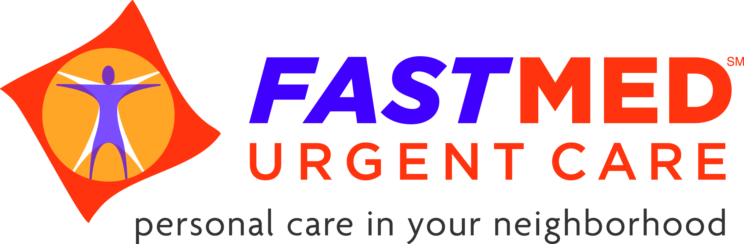FastMed logo personal care